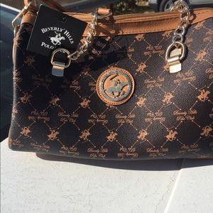 Beverly Hills Polo Handbag